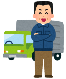 トラック運転手「低報酬」強いられる危機の現実 中小零細の運送会社の仕事量が激減